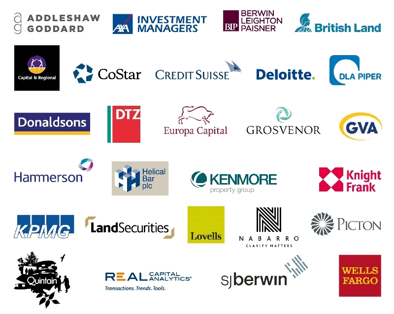 Former Research Programme Sponsors